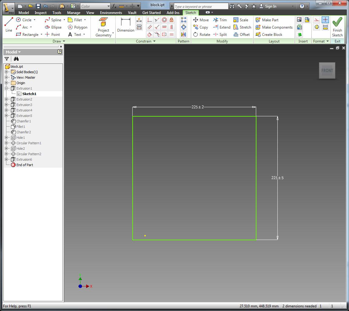 Autodesk Inventor Quick Tip Tolerances Part 2 Autodesk Manufacturing Digital Prototyping Solutions