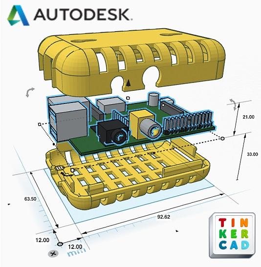Autodesk aquires Tinkercad - Autodesk Manufacturing & Digital