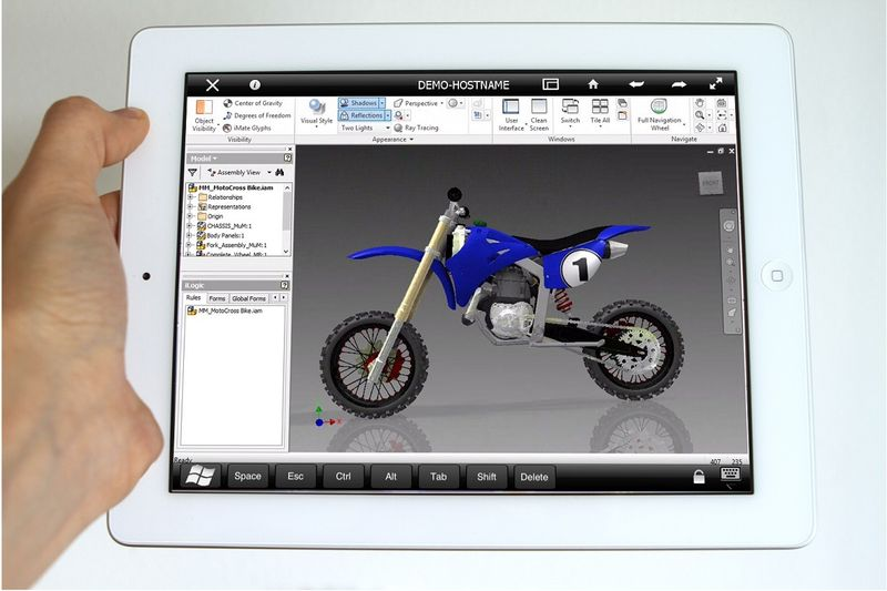 Autodesk-Remote-iPad
